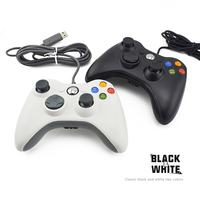 Data Frog USB Wired Gamepad For Xbox 360 Controller Joystick For Official Microsoft PC Controller For Windows 7 8 10 2