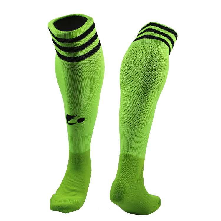 Top Quality Kids Soccer Socks Football Antiskid Thick Warm Socks Knee High Boys Training Football Long Stocking Skiing Socks