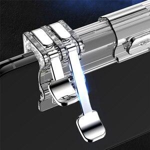 Image 3 - Draadloze Gamepad Voor Schakelaar pro Android Mobiele Telefoon PS3 PC Game Controller Voor PUBG Trigger Fire Knop Joysticks