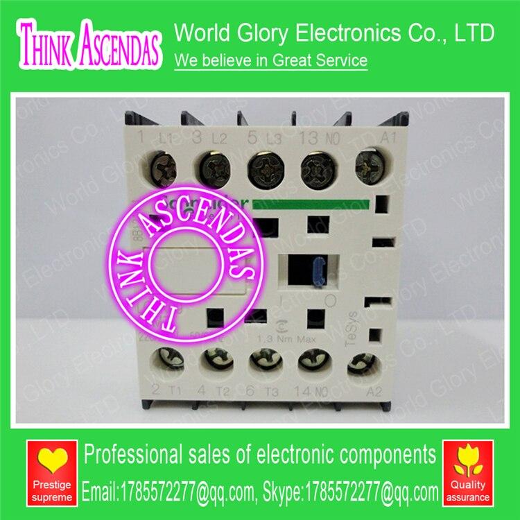 LP1K Series Contactor LP1K12004 LP1K12004ND 60V DC / LP1K12004FD 110V DC / LP1K12004GD 125V DC