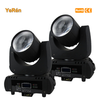 (2 pieces/lot) Stage Led Moving Head Beam Light DMX DJ Lighting 20000 lumen@5 meters