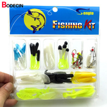 62pcs Fly Fishing Lure Tackle Lures Soft Baits Silicone Bait Carp Accessories Set China Silicon Pond Mixed Fish Artificial Carp