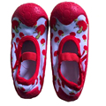 Meias Infantis de Primavera recém-nascidos Do Bebê Meias Com Sola De Borracha Meias Bebê Anti Slip Primeiro Walkes WS405