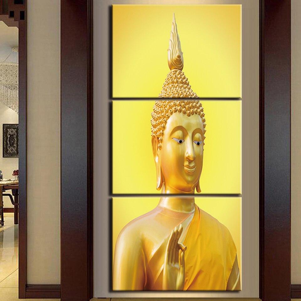 Famous Buddhist Wall Decor Elaboration - The Wall Art Decorations ...