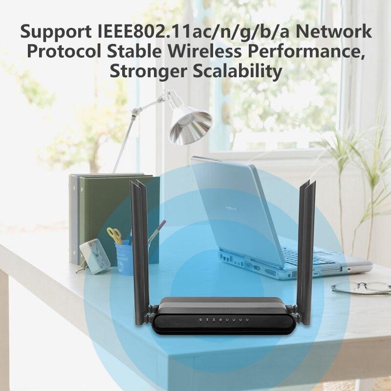 Mais recente 802.11AC 10 roteador gigabit Wi-fi