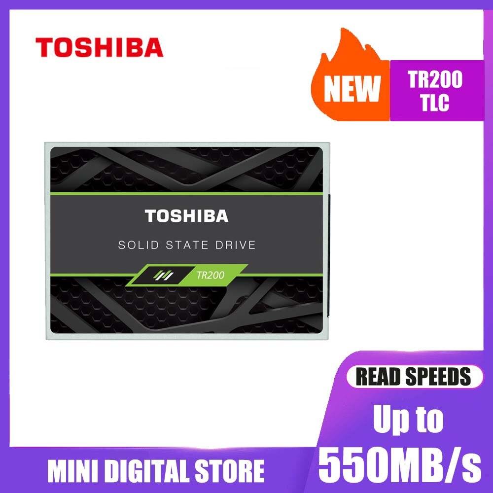 Mémoire Toshiba OCZ TR200 série 2.5 SATA III 240 GB disque SSD interne 240 Gb 480 Gb 960 Gb Sata3 disques SSD pour ordinateurs portables
