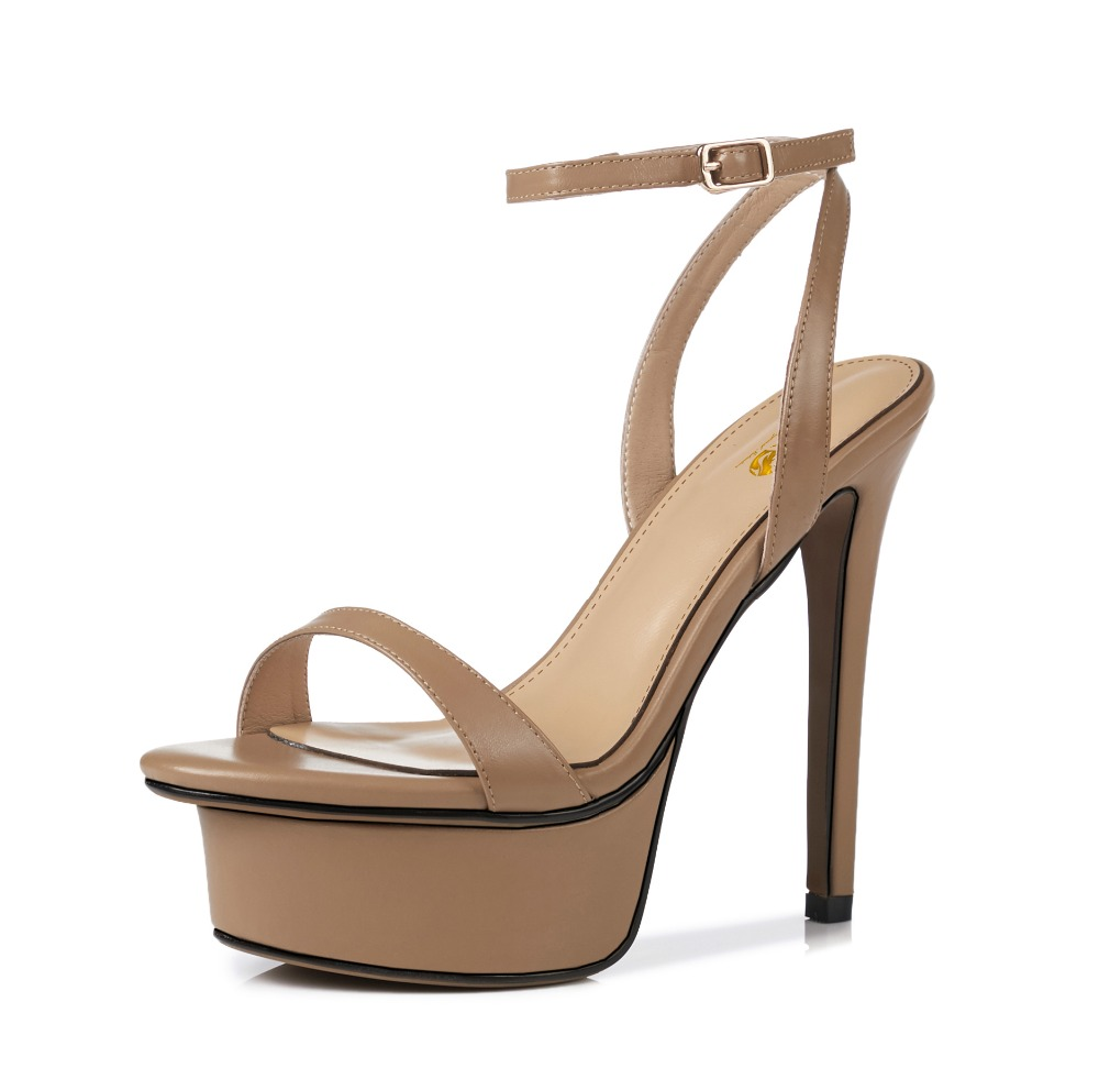 a7a35e87ce58 Original Intention Stylish Women Sandals Cow Leather Open Toe Thin ...