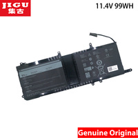JIGU 11.4V 99WH Original 01D82 9NJM1 MG2YH Laptop Battery For Dell Alienware 17 R4 ALW17C D1738 ALW17C D1748 D1758 D1848 D2358