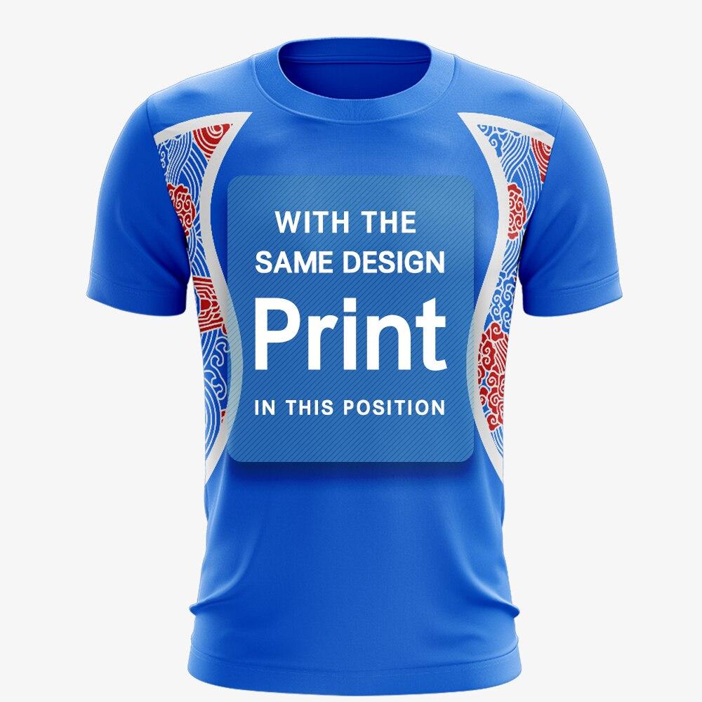 Running Sport Fitness Gym Quick Dry Breathable Badminton Shirt Shirts Basketball Training T shirt New Unisex
