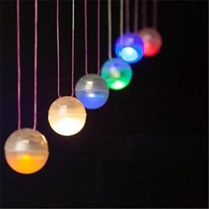 Image 4 - 180ピース/ロットカラフルなledベリーボールライトロマンチックな結婚式クリスマスパーティーの装飾妖精真珠の風船の装飾サプライヤー