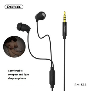 Wired Schlaf Kopfhörer in-ohr Musik Kopfhörer silikon-ohrstöpsel mode kopfhörer Schlaf headset mit ASMR software um schlaf zu helfen