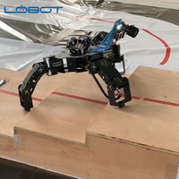 Four Legged Cross country Race Chinese Robot Climbing robot kit