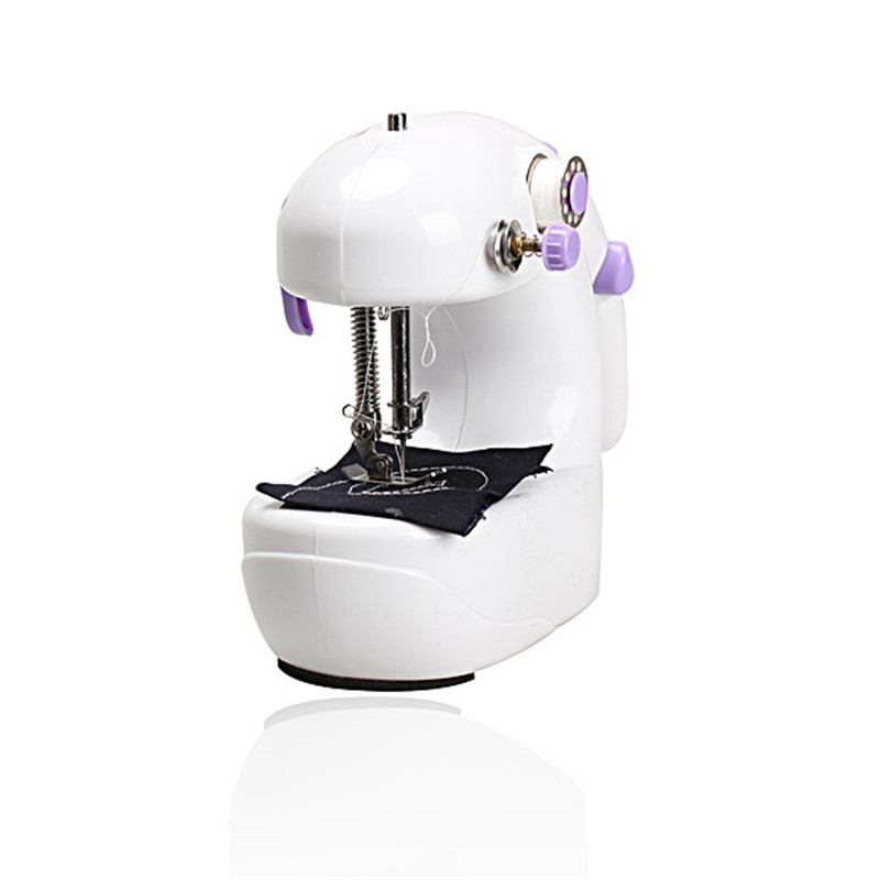 New Professional Mini Household Electric Sewing Machine Hand Held Single Sewing Tool DIY Hand Sewing Tools Sewing Machine Hot