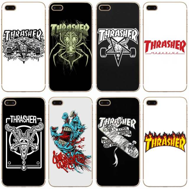 thrasher coque iphone 6