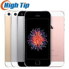 """Разблокированный Apple iPhone SE 4 аппарат не привязан к оператору сотовой связи для мобильных телефонов на базе iOS 4,"""" 12.0MP чип двухъядерный за счет сканера отпечатков пальцев 16/32/64/128 ГБ ROM, смартфон"""