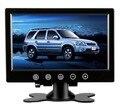 Estilo do carro 12 V-24 V 9 polegada TFT LCD Tela Sensível Ao Toque de Exibição de Exibição Encosto de cabeça Do Carro Monitor de Visão Traseira para Retrovisor Reversa BackupCamera