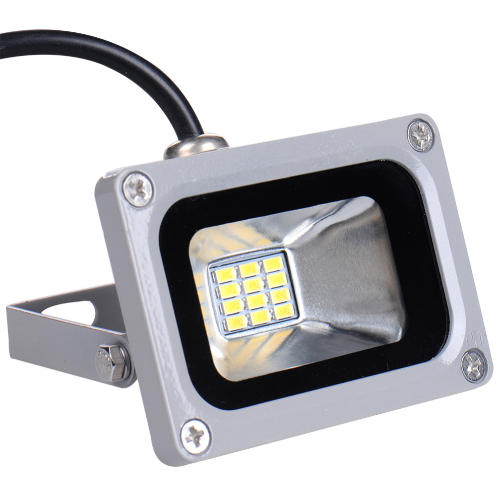 12v 10w led flood light lights waterproof ip65 floodlight landscape led outdoor garden lighting lamp warm