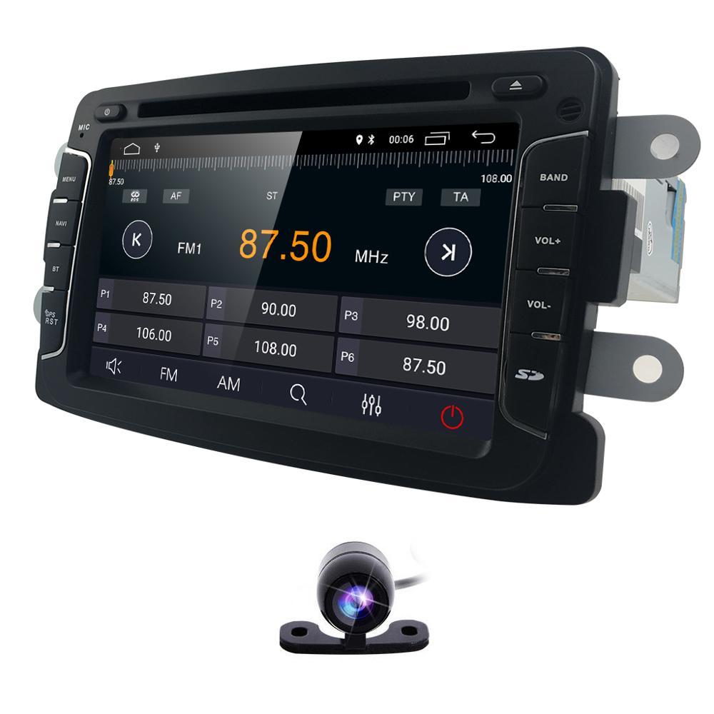 2G RAM Android 8.1 DVD de voiture pour V W Volkswagen SKODA GOLF 5 Golf 6 POLO PASSAT B7 T5 CC J ETTA TIGUAN Gps stéréo SWC TPMS caméra
