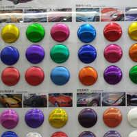 14*14*3,5 см Автомобильный дисплей обертывания модель пластиковый окрашивающий дисплей краски форма скорости MO-179D 50 шт оптовая продажа