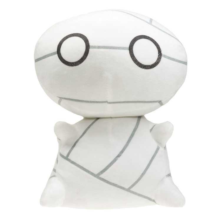 Kawaii Bonito Como Manter Mummy Plush Boneca Brinquedos 25 cm