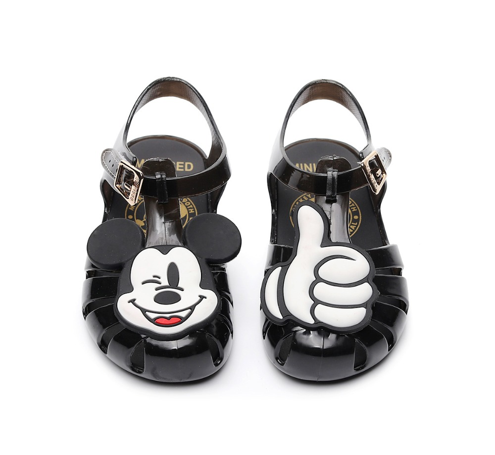 Mini Melissa Mickey Minnie Rome Girls Jelly Sandals 2019 Lovely Girls Sandals Kids Sandals Child Water Shoes High QualityMini Melissa Mickey Minnie Rome Girls Jelly Sandals 2019 Lovely Girls Sandals Kids Sandals Child Water Shoes High Quality