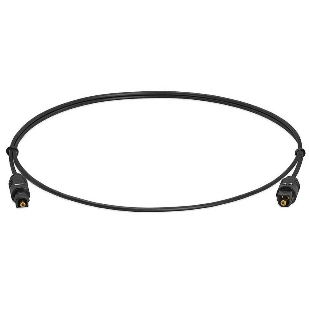 Hot 7.1 dźwięku przestrzennego z włókna optyczne cyfrowe Audio Toslink kabel głośnikowy telewizor z dostępem do kanałów przewód