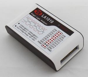 Image 3 - Kingst la1010 usb logic analyzer 100m taxa de amostra máxima, 16 canais, 10b amostras, mcu, braço, fpga debug ferramenta inglês software