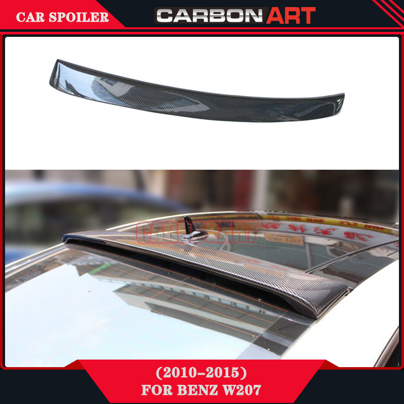 Lorinse style mercedes e class coupe rear trunk spoiler w207 rear spoiler in car E200 E260 E300 E320 E350 E400 E500 race spoiler mercedes w204 amg style carbon fiber spoiler trunk tail rear car wing for mercedes benz 2007 2013 c class w204 amg spoiler