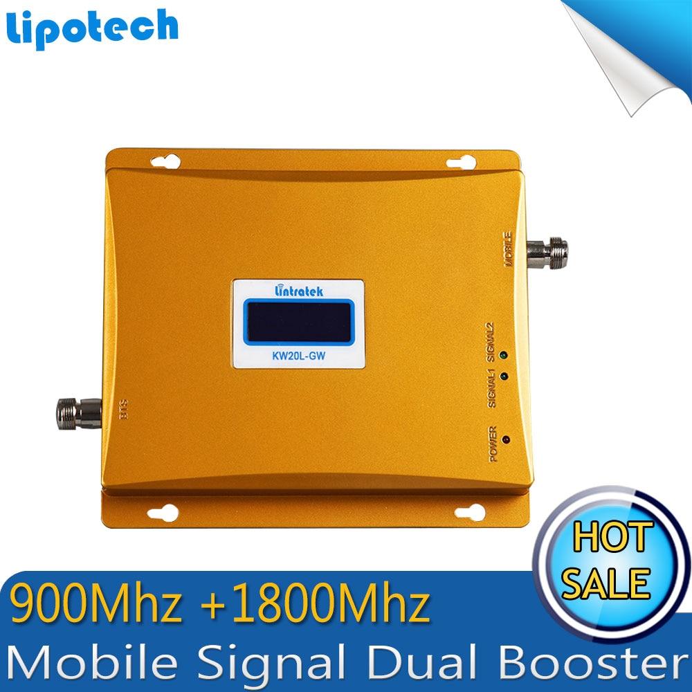 Phone DCS Booster Lintratek
