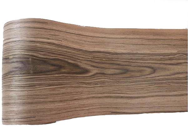 2Pieces/Lot  L:2.5Meters Width:30CM  Thickness:0.25mm  Vintage American Style Black Walnut Veneer Sound Skin Wood Veneer