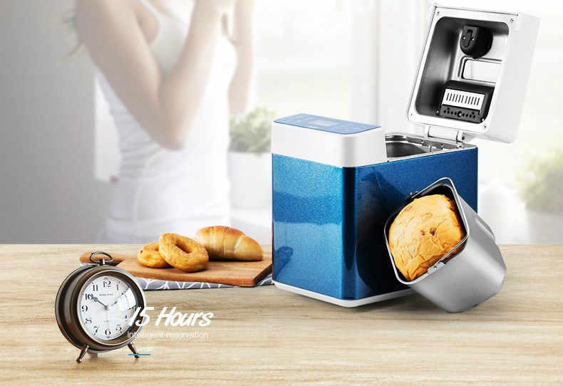 Máquina de pão Da máquina de fazer pão USA full automática e inteligente de multi-funcional polvilha. NOVO