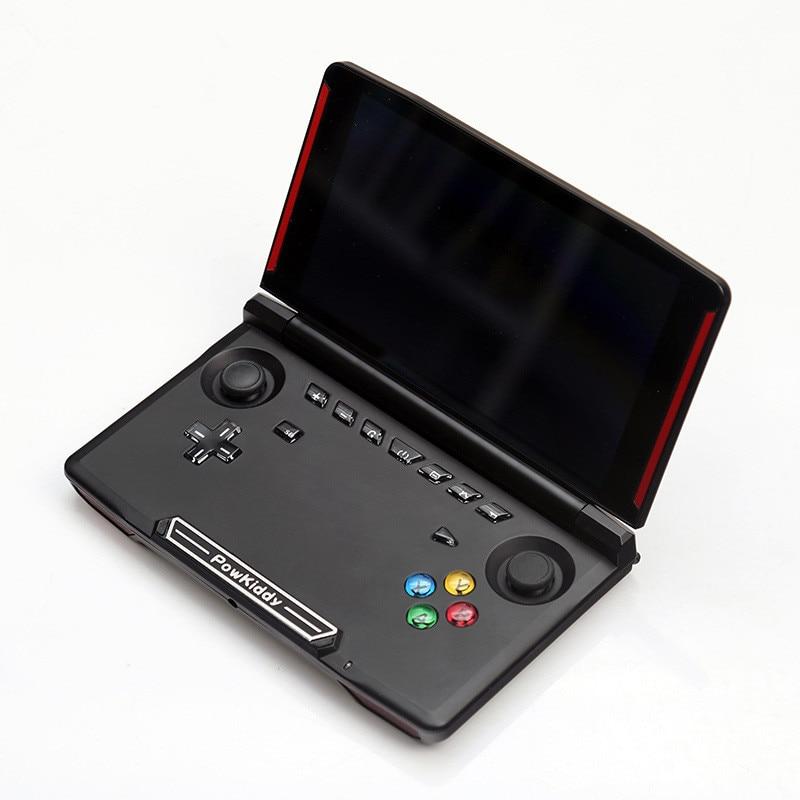 Powkiddy X18 Andriod Handheld Game Console 5.5 INCH 1280*720 Screen MTK8163 quad core 2G RAM 16G ROM Video Handheld Game Player 1