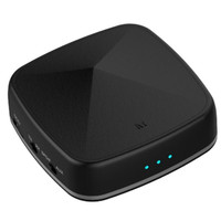 Wireless Bluetooth Transmitter Receiver A2DP Audio Player Optical Fiber coaxial Stereo Audio 3.5mm AUX For TV PC Speaker