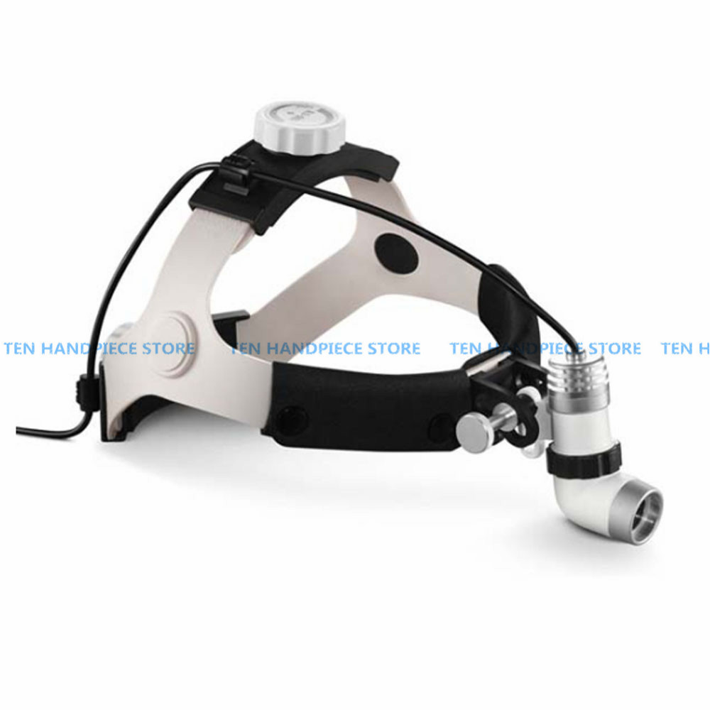 2018 good quality 3W LED high bright oral surgical headlights Head-mounted medical surgery headless lamp