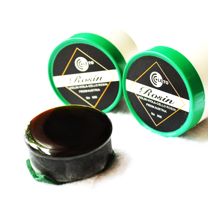 1pc Violin Rosin Natural Rosin For Bows Less Dust Violin Viola Cello Bows Rosin Black Rosin Musical Instrument Accessories