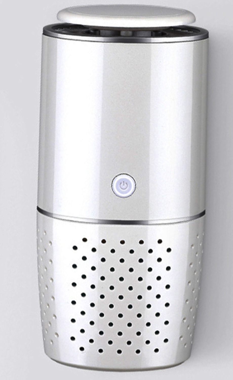 Air Purifier with True Hepa Filter, Odor Allergies Eliminator for Smokers, Smoke, Dust, Mold