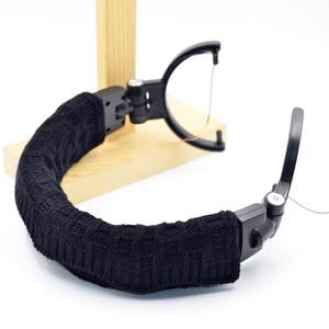 Image 5 - Defean Repair Part Headband Cushion Hook For Audio technica ath M50 M50X M50S Headphone