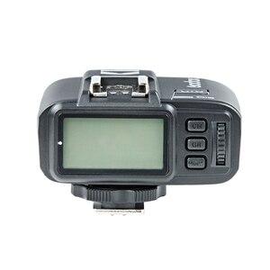Image 3 - Godox x1t série transmissor ttl 2.4g hss câmera flash speedlite gatilho para canon nikon sony olympus fujifilm lumix panasonic