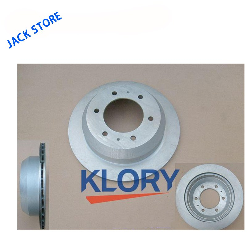 Rear brake disc FOR GREAT WALL H3/H5   OEM:3502011-K00(China)