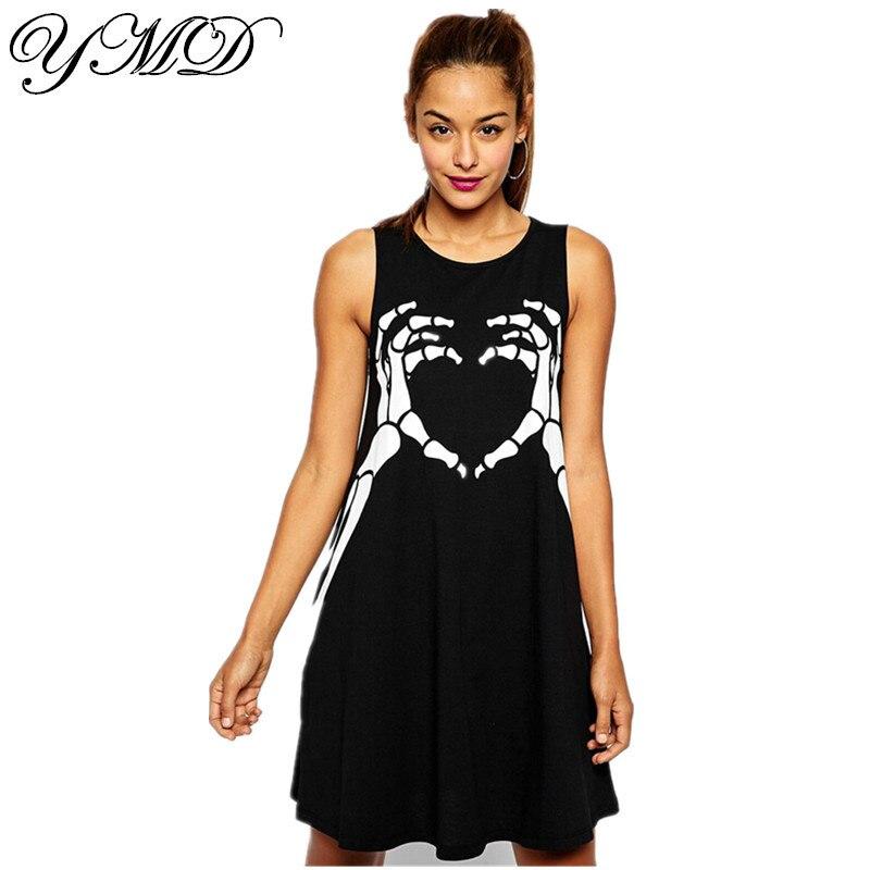 Size Skull Dress