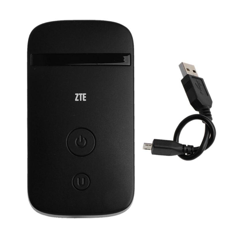 Unlocked ZTE MF90 3G 4G LTE FDD 800/1800/2600 MHz WIFI Hotspot Wireless Router