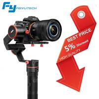 FeiyuTech Feiyu A1000 3 Axis Handled Gimbal Stabilizer For A6500 A6300 IPhone 7 Plus DSLR Camera