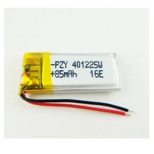85mAh Battery for Sony NWZ-W262 NWZ-W202 NWZ-W252 Earphone New Li-po Polymer Rechargeable Accumulator Pack Replacement 3.7V цена и фото