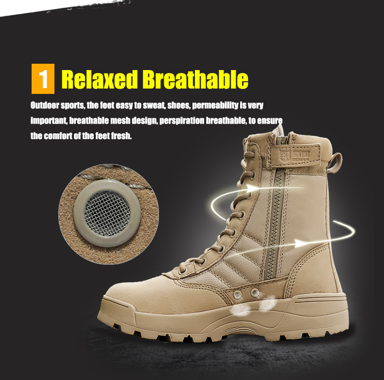 HTB1QyKyXsH85uJjSZFqq6y4tpXaX - Men Desert Tactical Military Boots Mens Working Safty Shoes Army Combat Boots Militares Tacticos Zapatos Men Shoes Boots Feamle
