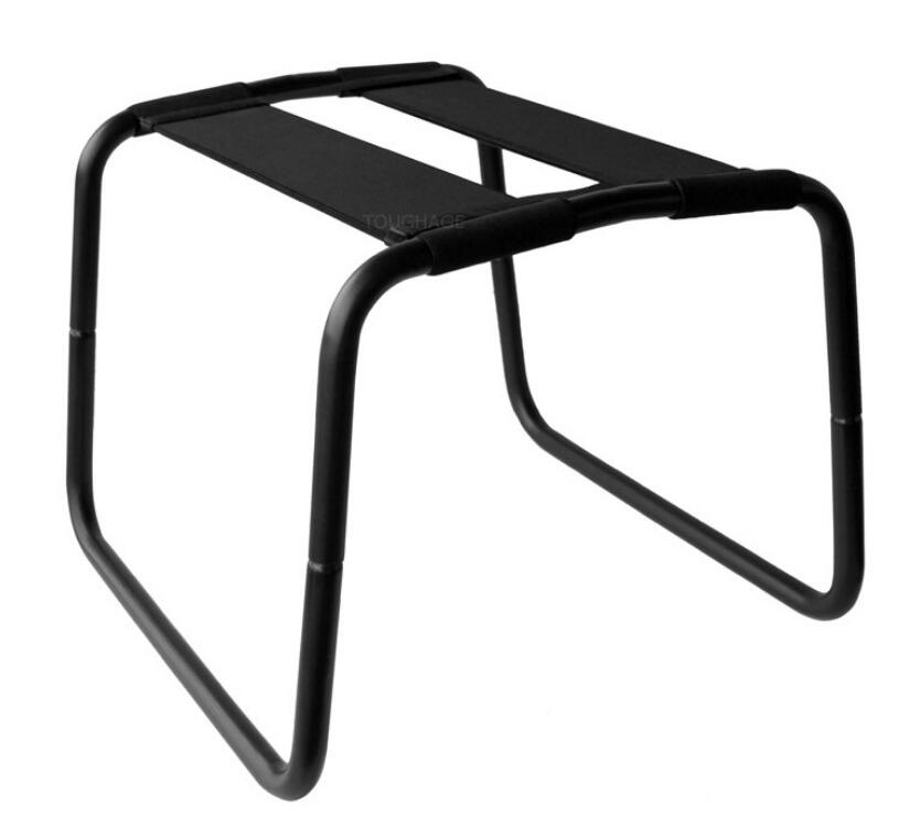 ФОТО stainless Steel sex Chair Trampoline Metal Chairs, Sex Furnitures For Couple, Adult Sex Toys Various Body Positions