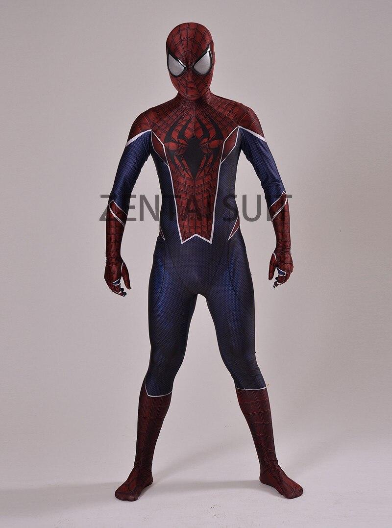 Spiderman կոստյումներ երեխաների համար / - Կարնավալային հագուստները - Լուսանկար 2