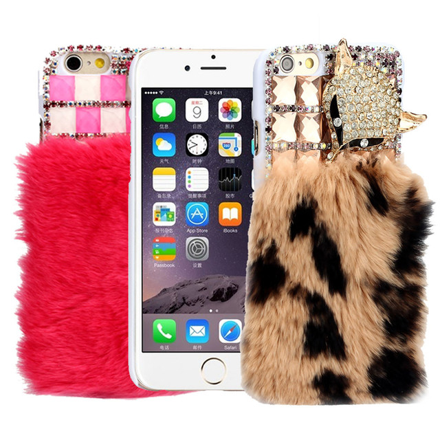 coque iphone 6 en poil