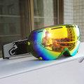 snowboad ski goggle glasses skiing google skating double lenses anti-fog snowboard mask goggle eyewear motorcycle goggles