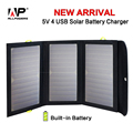 ALLPOWERS 8000mAh Portable Solar Battery Charger 5V 21W Solar Power Charger 4 USB Charge for iPhone iPad Samsung HTC Sony Huawei