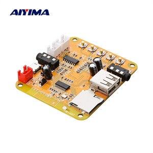 AIYIMA płyta dekodera mp3 wzmacniacz bluetooth 5Wx2 bluetooth Audio odbiornik WAV WMA FLAC APE dekodowania dźwięku AUX USB TF FM